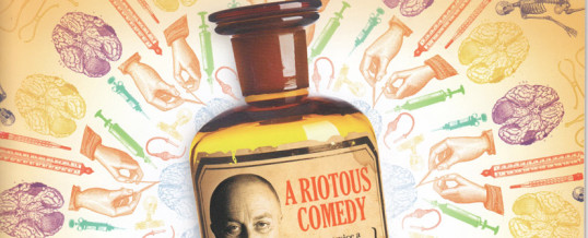 The Hypochondriac (Theatre Royal, Brighton, until October 25)