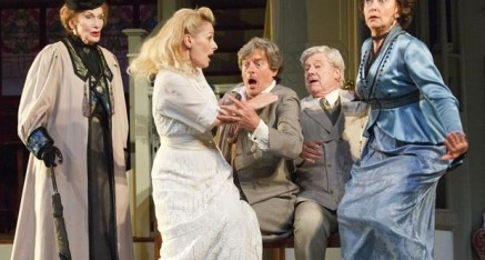 The Importance of Being Earnest (Theatre Royal, Brighton, until Saturday, October 4th)