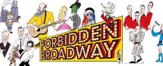 Forbidden Broadway (Menier Chocolate Factory Theatre)
