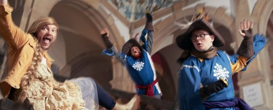 Goldilocks and the Three Musketeers (Battersea Arts Centre)
