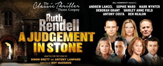 A Judgement in Stone (Richmond Theatre)