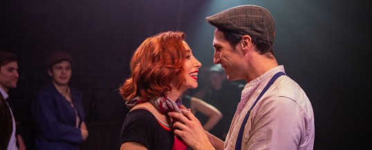 Maggie May (Finborough Theatre)