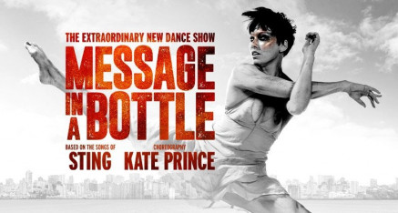 Message in a Bottle (Peacock Theatre)