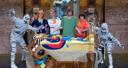 Scooby Doo: The Mystery of the Pyramid (Theatre Royal, Brighton, until Saturday, August 2nd)