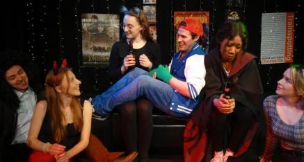 Staying Faithful (Drayton Arms Theatre)
