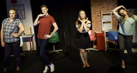 [Title of Show] – Waterloo East Theatre, London