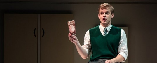 Nigel Slater's Toast (Richmond Theatre)