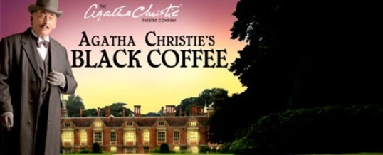 Black Coffee (Theatre Royal, Brighton, until Saturday, May 31st)